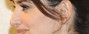 Penelope Cruz auriculoterapia