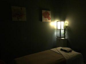 Habitación masaje