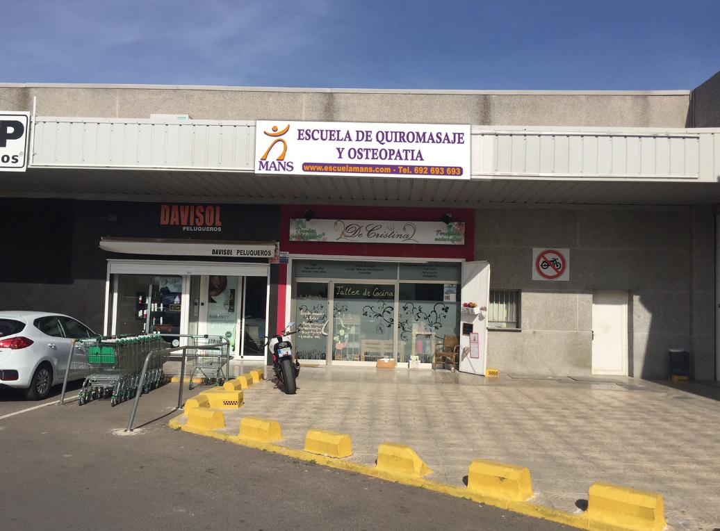 Nuevo Centro de Escuela Mans en Valencia