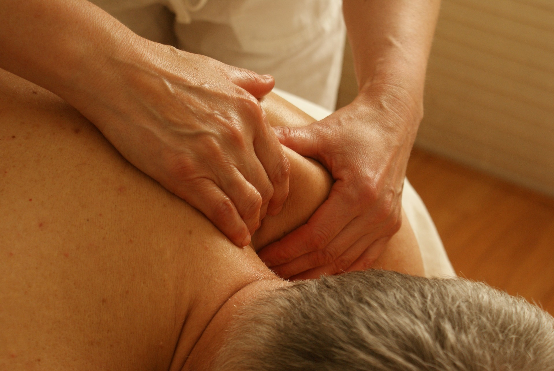 Masaje y osteopatia