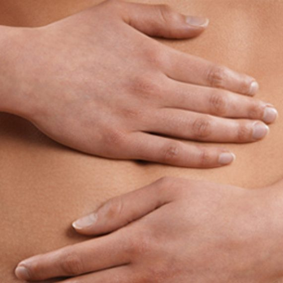 La hernia de hiato y la Reflexoterapia