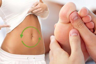 La Refelxología Podal y el Sistema Digestivo