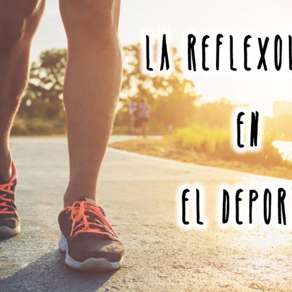 Reflexoterapia  en el  Deporte