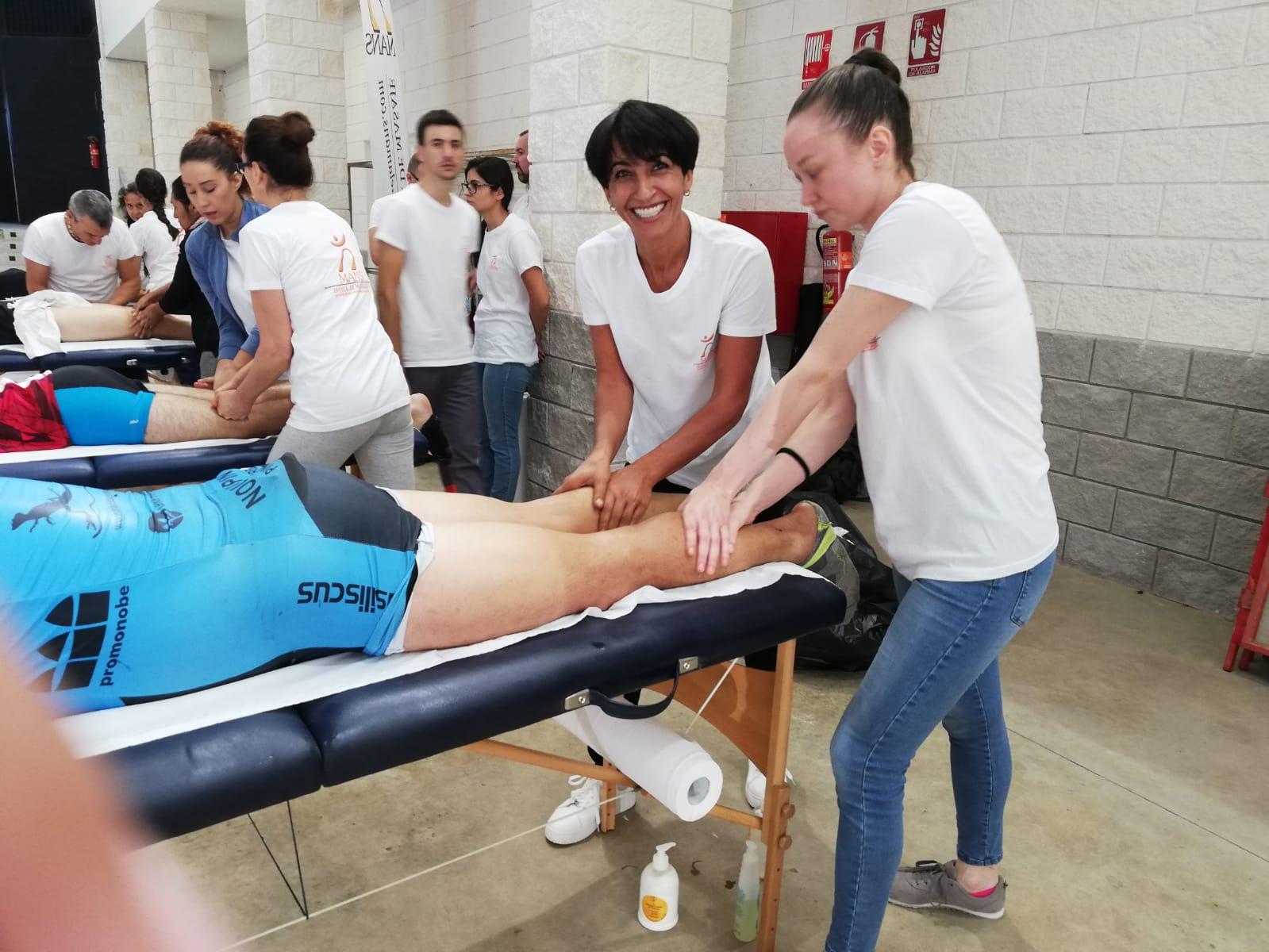 curso de masaje castellón