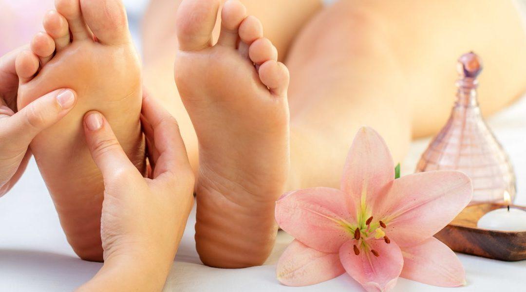 Reflexología en la asistencia a la fertilidad